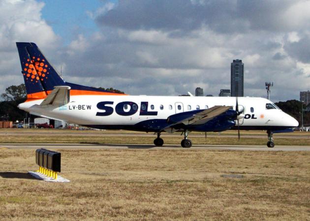 Aerolínea Sol 2
