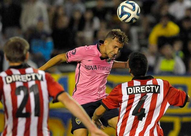 Boca Estudiantes 2