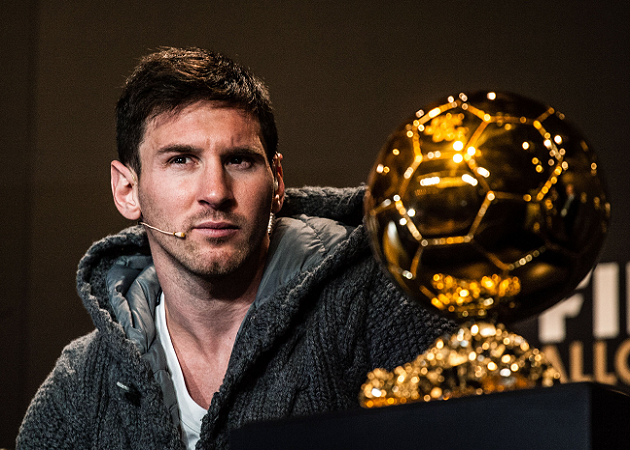 Messi 8