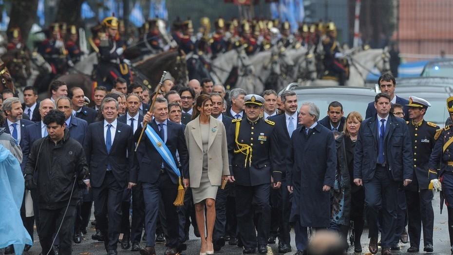 El Jefe De Estado Mauricio Macri Asistira Esta Manana Al Tradicional Tedeum En La Catedral Metropolitana Y Ofrecera Un Locro En La Residencia De Olivos
