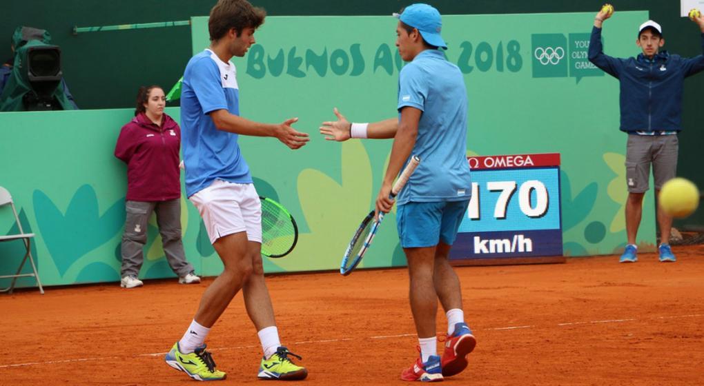 Juegos Olimpicos De La Juventud El Tenis Argentino Logro La Medalla