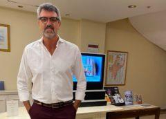 """Hugo Conte desde Italia: """"La situación por el coronavirus es alarmante"""""""