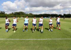 Arrancan los entrenamientos de Primera División, tras cinco meses de inactividad
