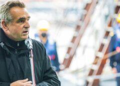 Agustín Rossi aseguró que se enteró por televisión que debía renunciar a su cargo
