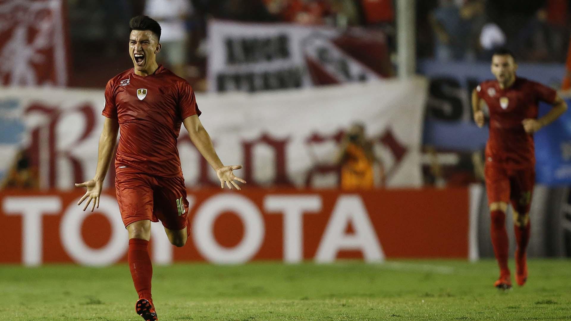 Independiente Rescat U00f3 Un Empate Y Define La Recopa En