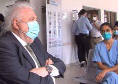 Ginés González García aseguró que habrá «una gran disponibilidad de vacunas» a fin de mes